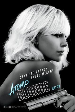 Atomic Blonde *2017*  [720p]  [Napisy PL]  (ONLINE)
