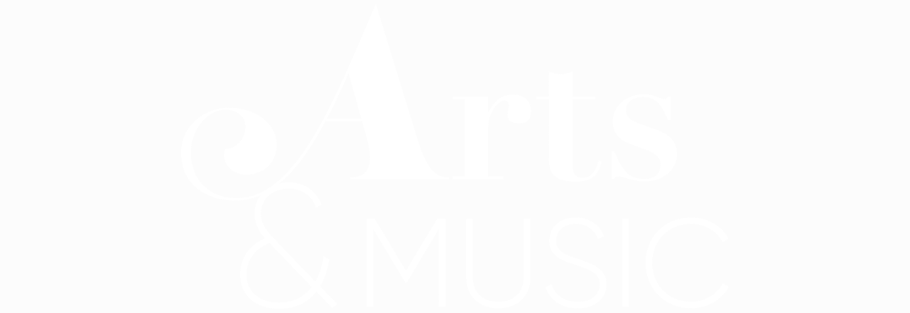 Art and Music Title Treatment