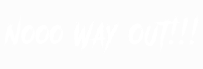 No Way Out title treatment
