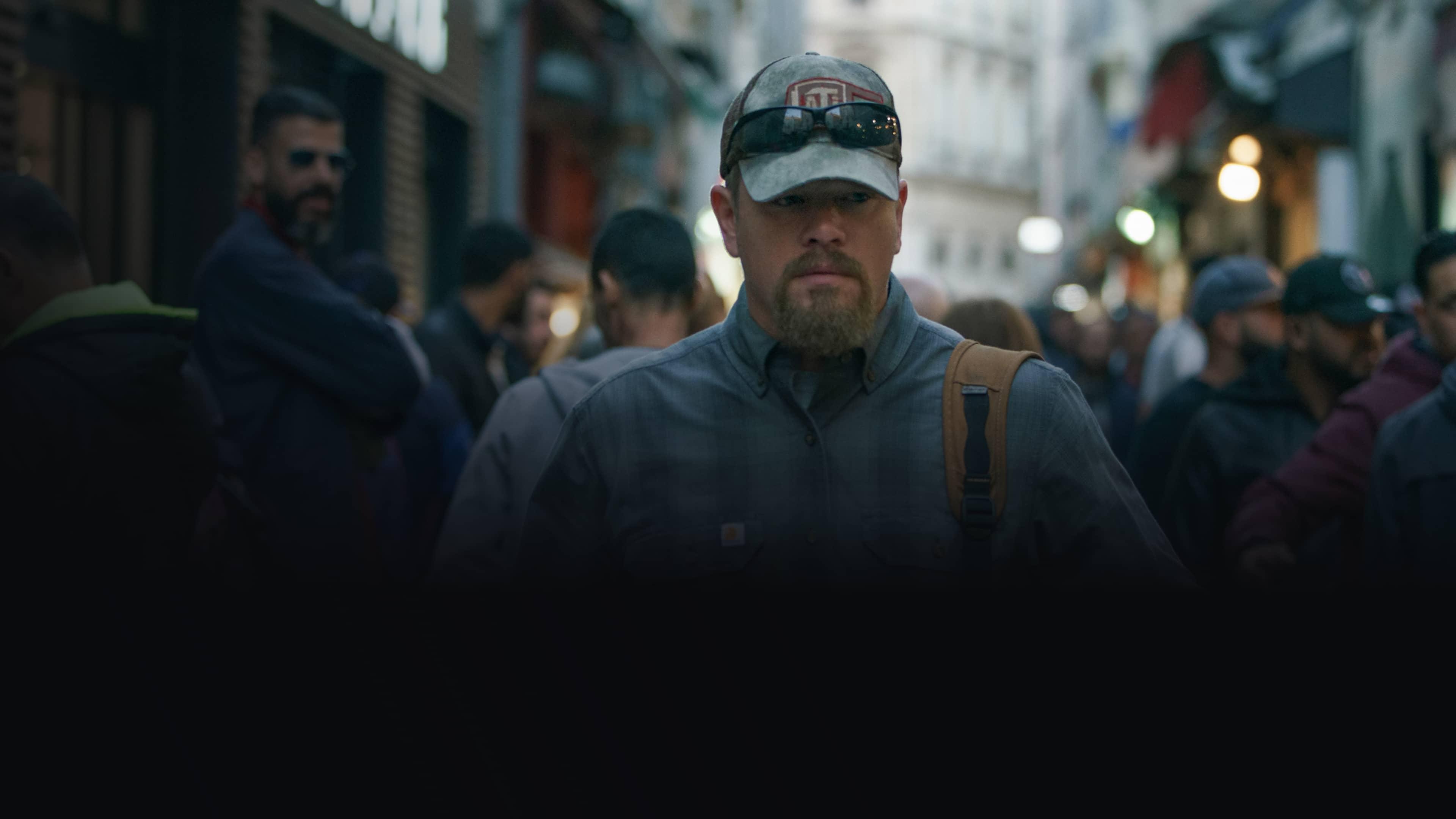 Background Image: Matt Damon