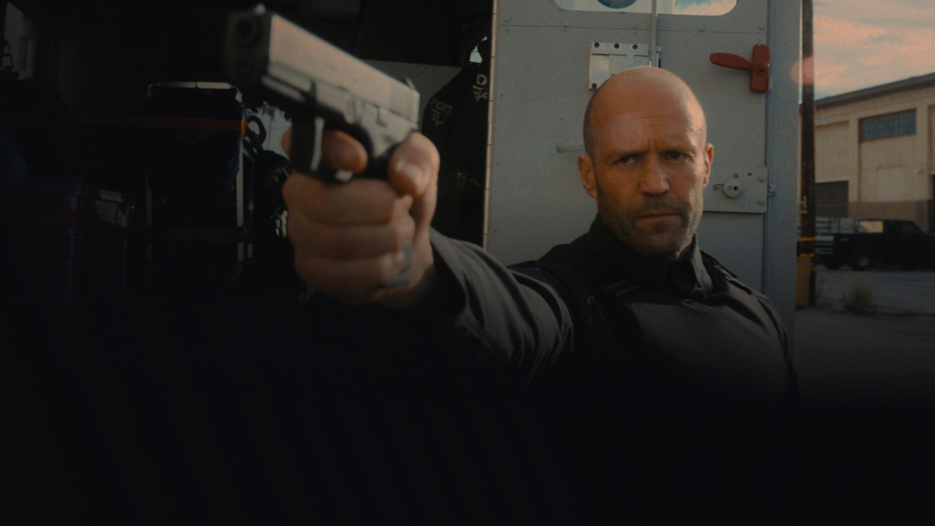 Spotlight: Jason Statham & Guy Ritchie Background Image