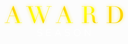 Awards Season Title Treatment