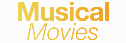 Musical Movies Title Treatment
