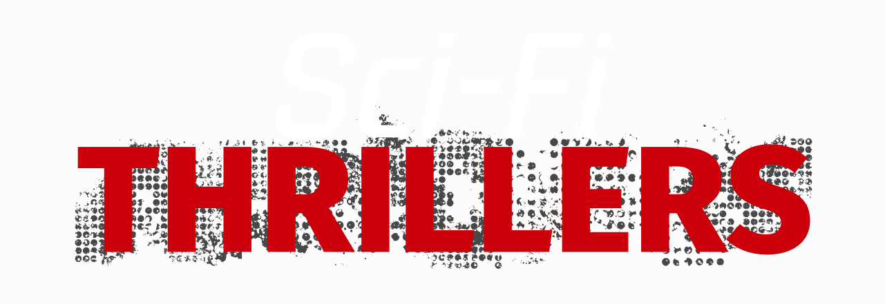 Sci-Fi Thrillers Title Treatment