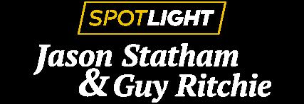 Spotlight: Jason Statham & Guy Ritchie Title Treatment