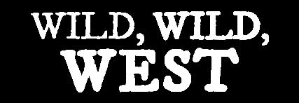 Wild Wild Wild West Title Treatment