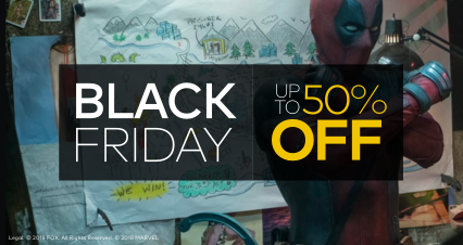 Black Friday: EST Sale