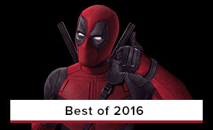 Most popular movies of 2016