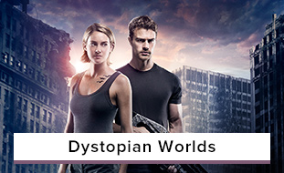 Alternative worlds and movies similar to Divergent