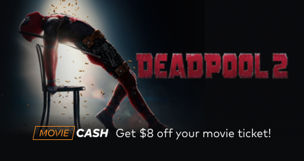 Deadpool 2 Movie Cash