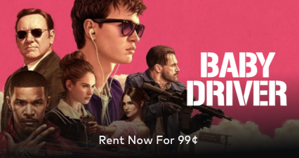 Baby Driver On Sale