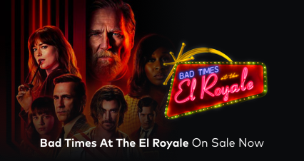 Bad Times At The El Royale On Sale