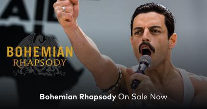 Bohemian Rhapsody On Sale