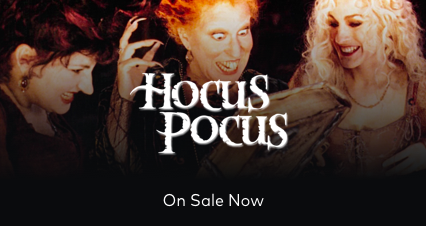 Hocus Pocus On Sale