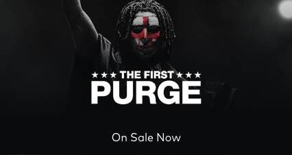 The First Purge On Sale