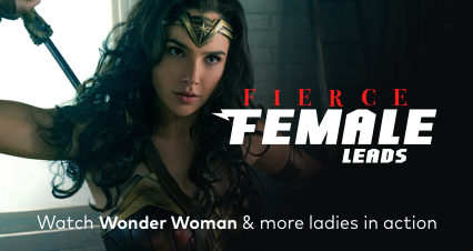 Fierce Female Leads