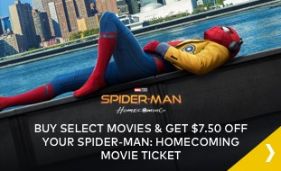 Spider-Man Home Coming Movie Cash