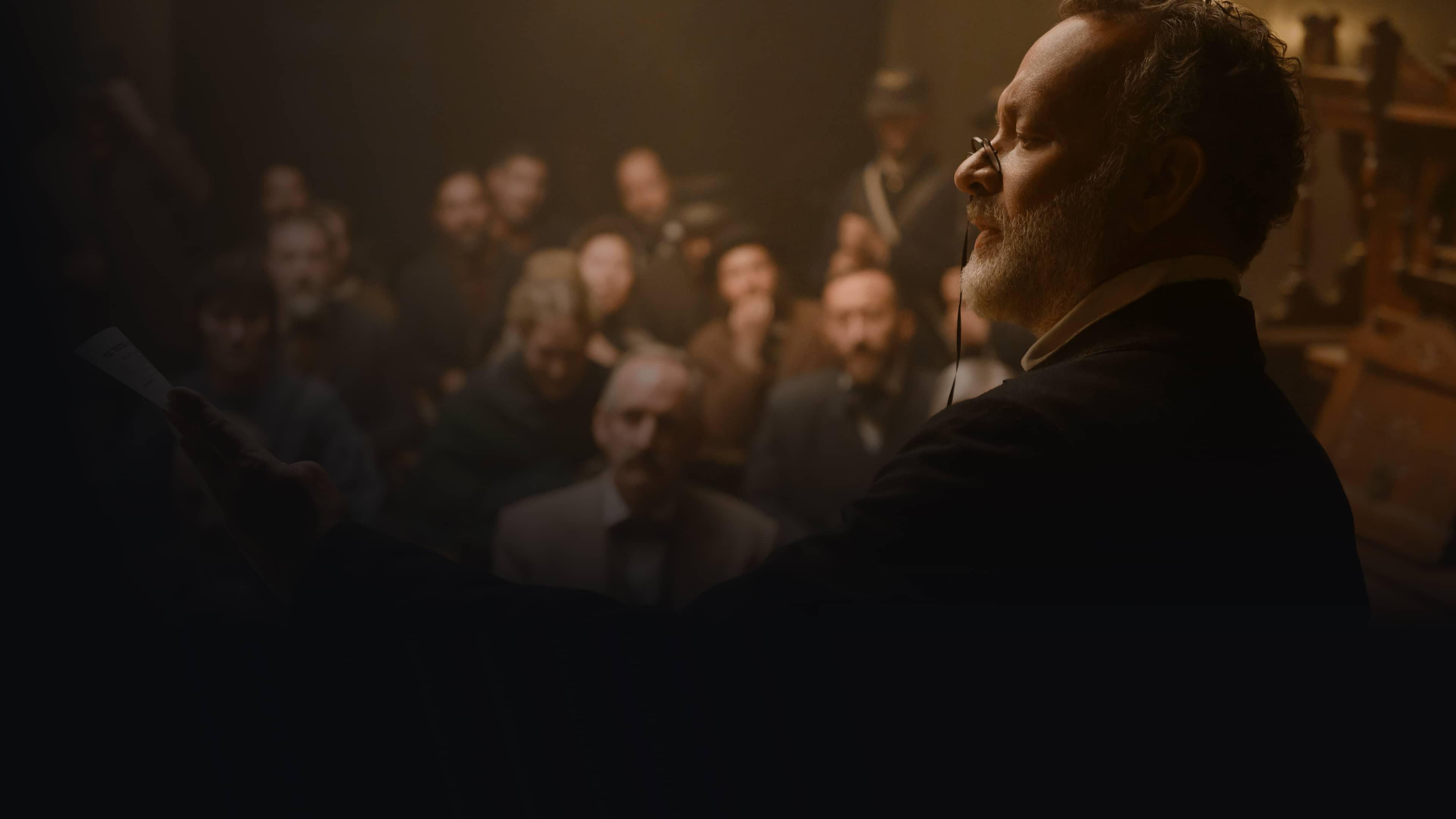 Images de fond d'En vedette : Tom Hanks