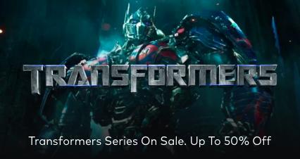 Transformers Series Sale