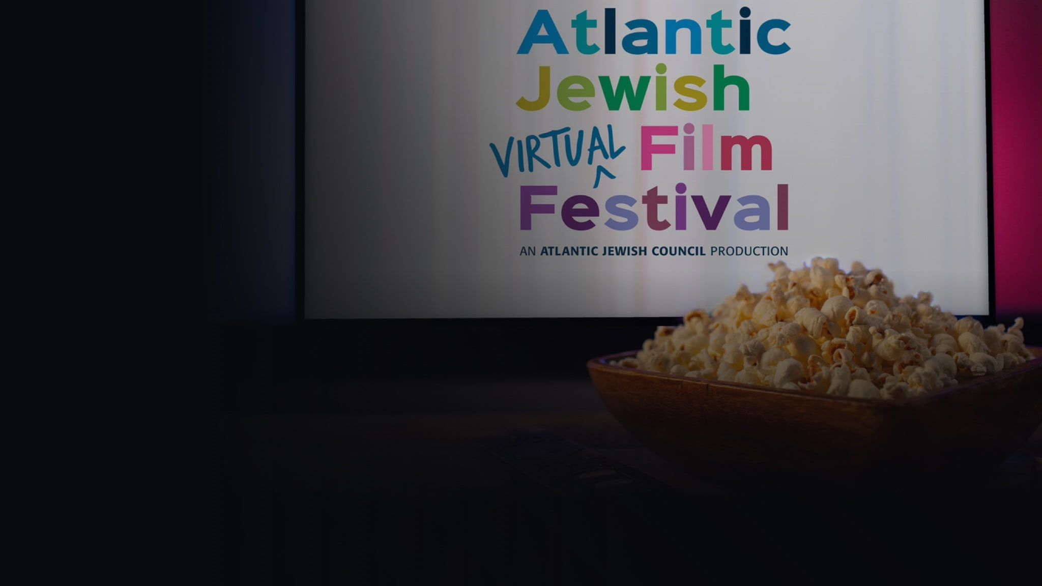 Background image for the Atlantic Jewish Film Festival