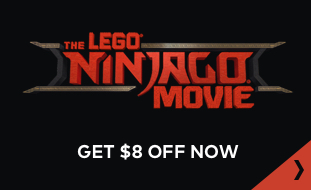 Lego Ninjago Movie Cash