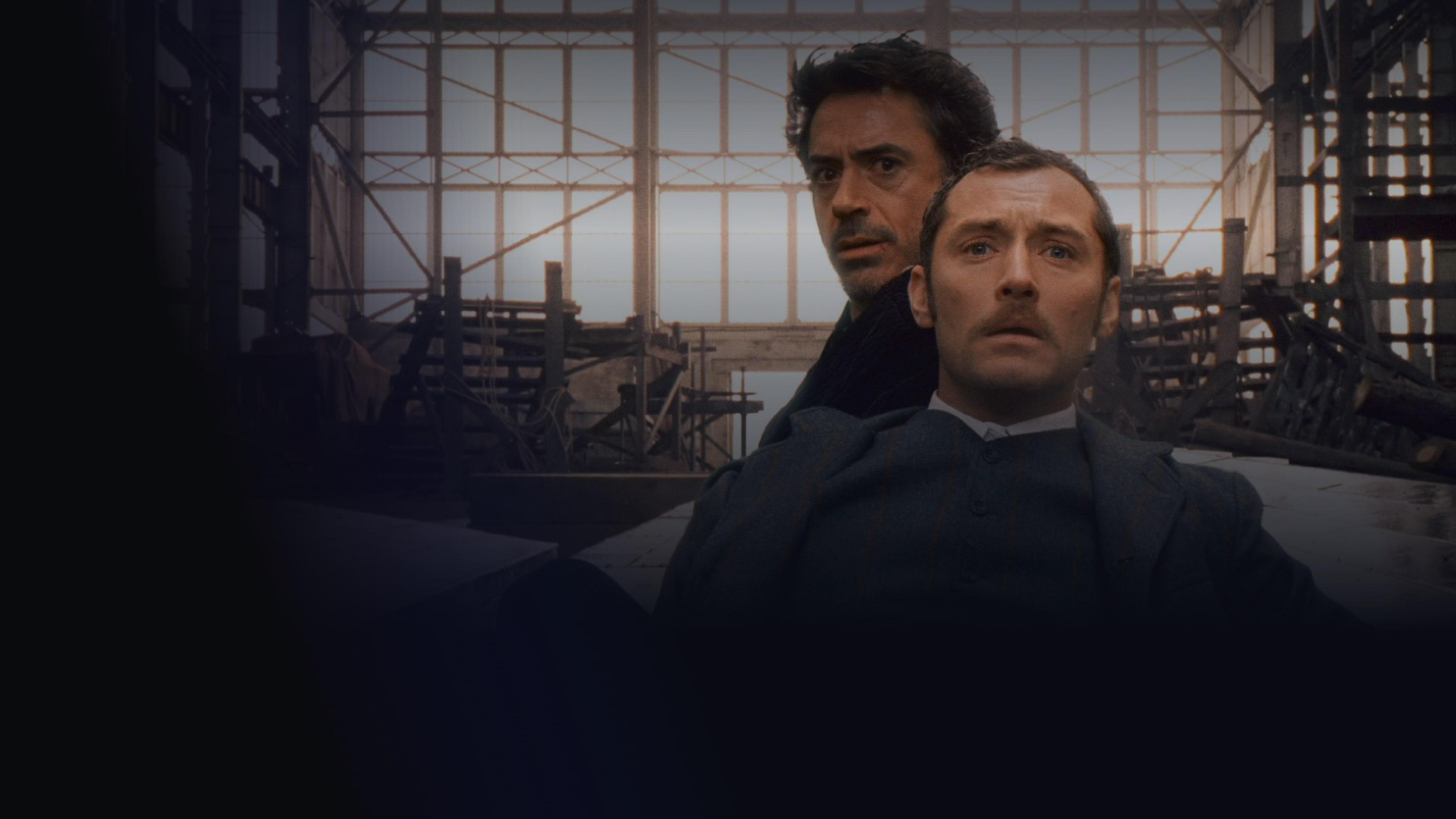 Screenshot from the Sherlock Holmes movie