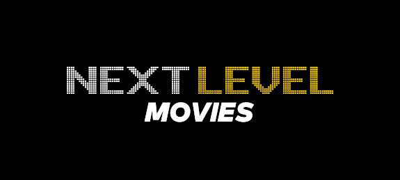 Next Level Movies Title Treatment