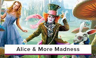 Alice movies and other similar movies.