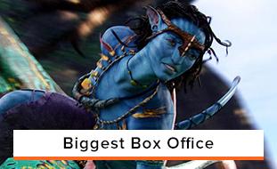 Biggest blockbuster movies