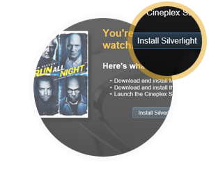 Silverlight instructions step 2 visual