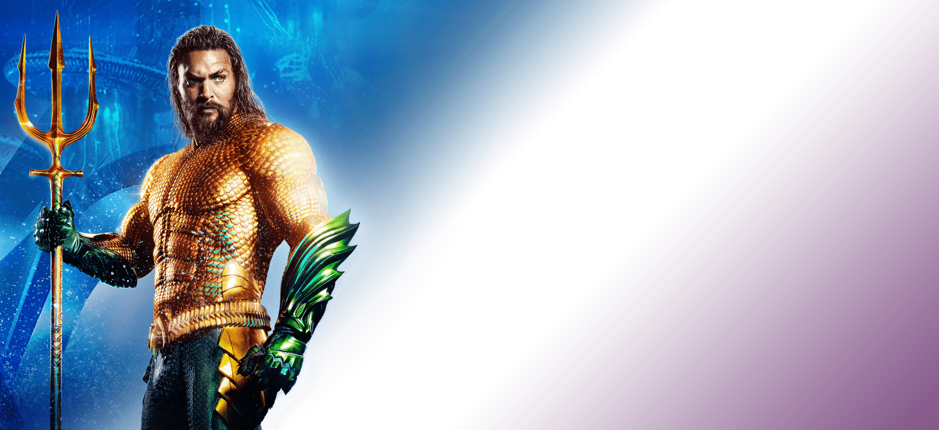 background for Aquaman card
