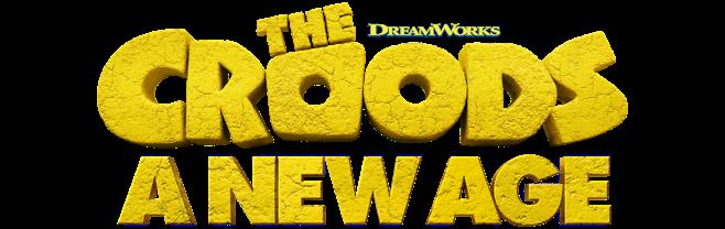 croods title treatment