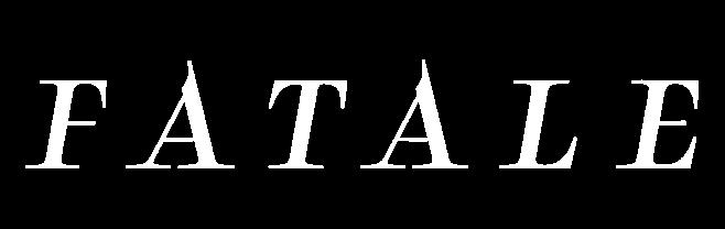 Fatale title treatment