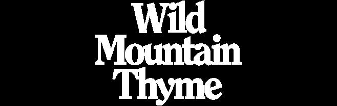 Wild Mountain title treatment