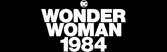 Wonder Woman 1984 title treatment