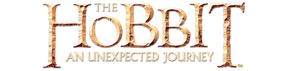 The Hobbit: An Unexpected Journey title treatment