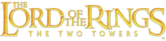 The Lord of The Rings: The Two Towers title treatment