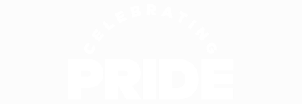 Celebrating Pride Title Treatment