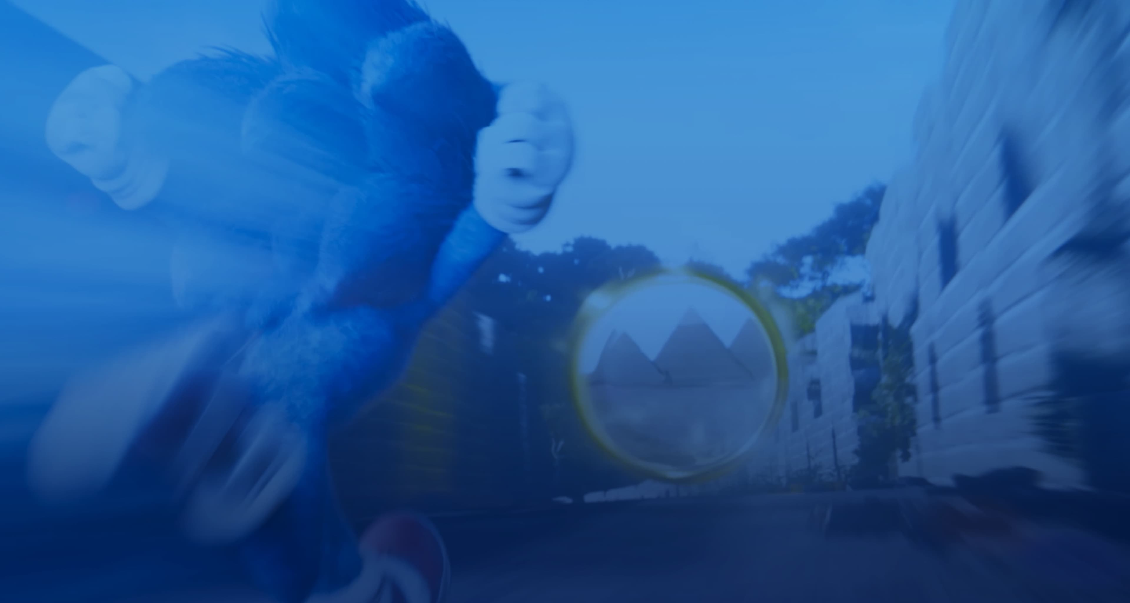 background image for Sonic promo page