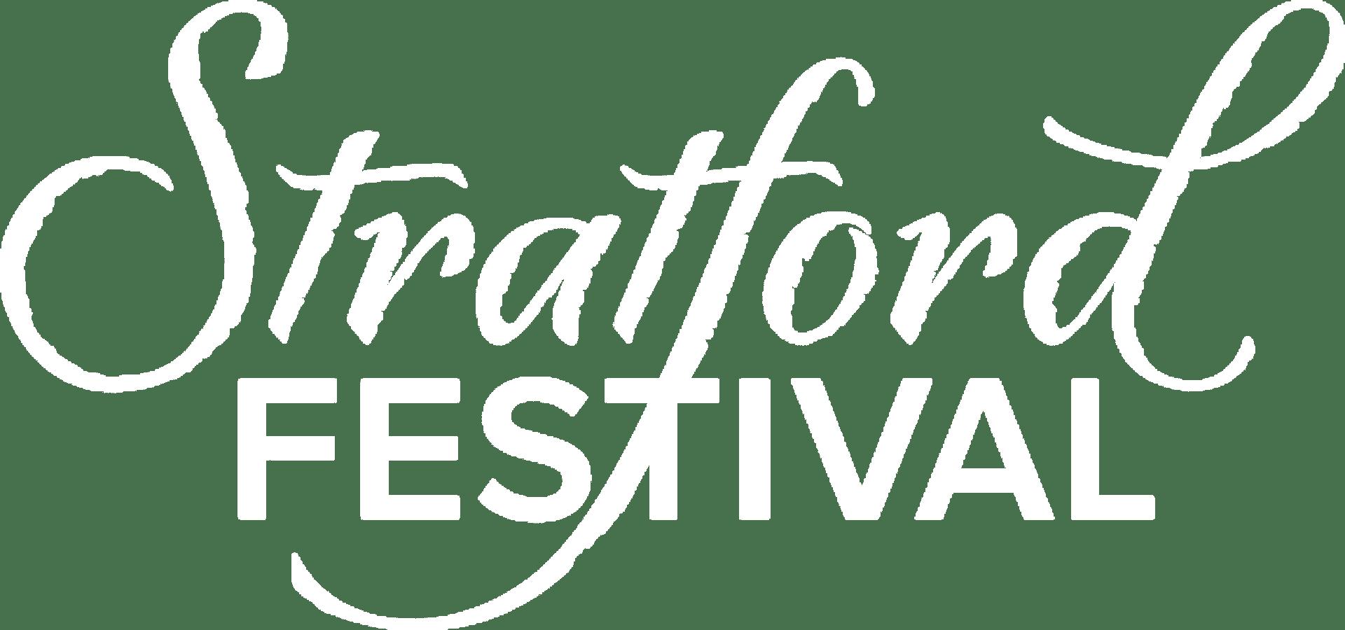 Stratford Festival title treament