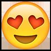 Lovey Emoji