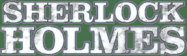 Sherlock Holmes Title Treatment