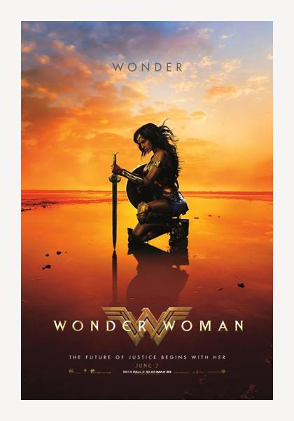 Wonder Woman Movie Cash