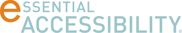 Essential Accessibility logo